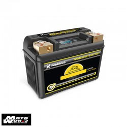 Poweroad YPLFP9R Lithium Motorcycle Battery