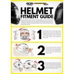 Scorpion Exo Combat Solid Modular Motorcycle Helmet