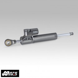 Hyperpro DS075TNP1R 75mm Titanium Grey Steering Damper