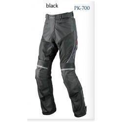 Komine PK 700 Protect Riding Mesh Pants Birancia Black Colour