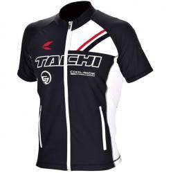 RS Taichi Cool Ride Zip Inner Shirt (Racer Black)