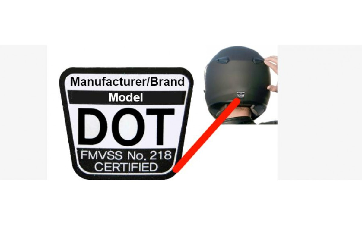 Why Malaysia does not allow DOT Certified Helmets?