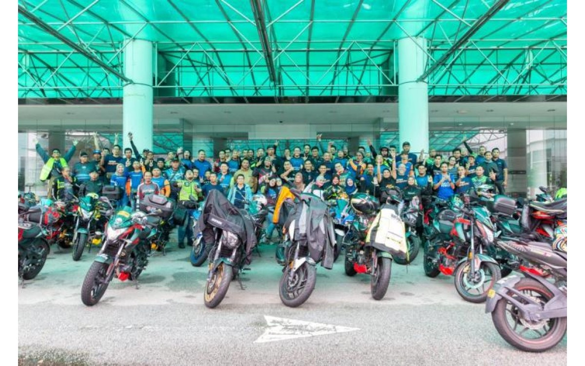 MODENAS is Now the Official Kawasaki Distributor in Malaysia