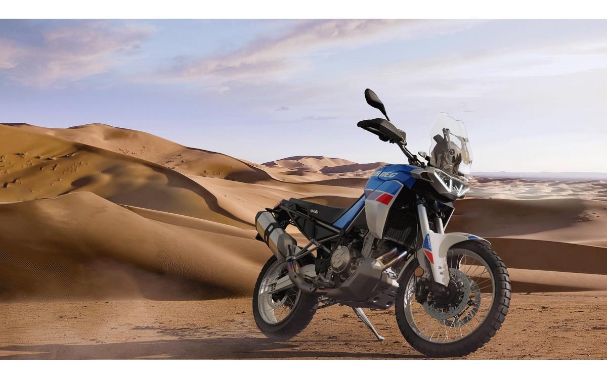 Yamaha Tuareg 660 Revealed