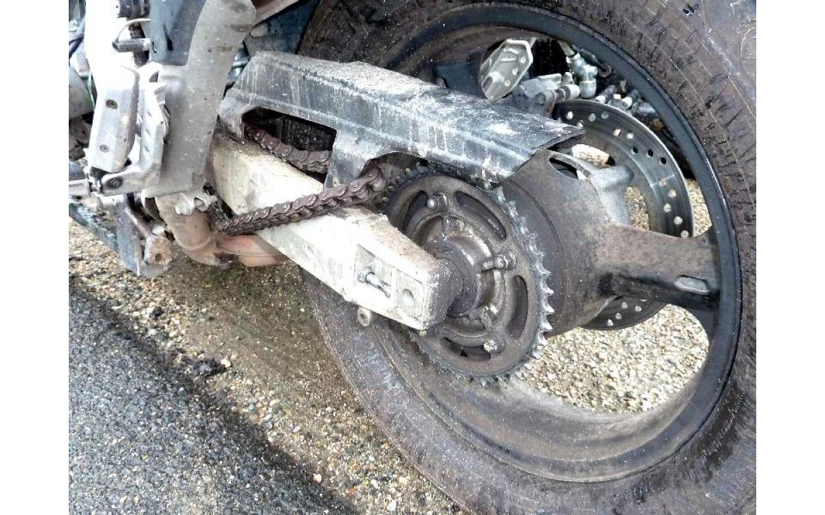 Signs Your Drive Chain is Kaput