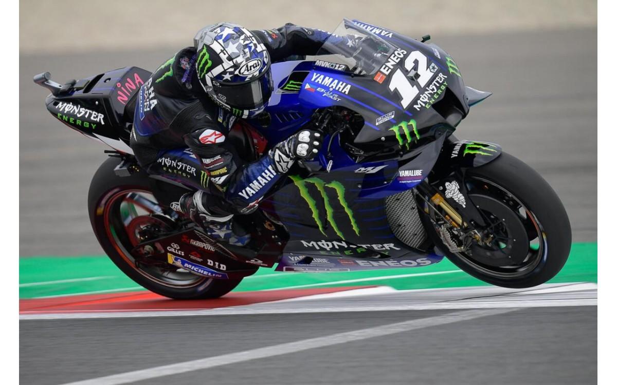 Monster Energy Yamaha MotoGP Suspends Maverick Vinalez