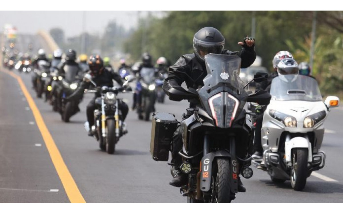 10 Important Tips for Motorcycle Convoys