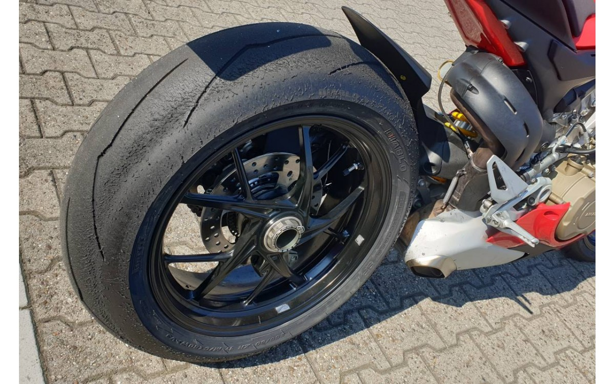 History of the Radial Motorcycle Tire