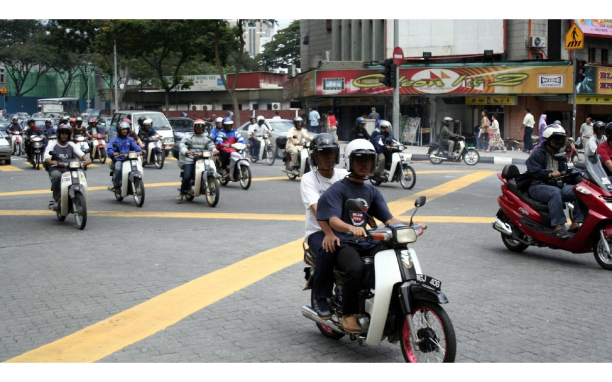 Why it is Better to Commuting on a Motorcycle