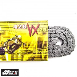 DID D 428VX Pro Street X-Ring Chain - Silver