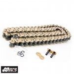 DID D 525VX Pro Street X-Ring Chain - Gold