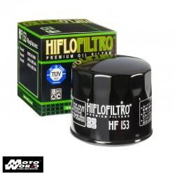 Hiflo Oil Filter HF 153 for Ducati Bikes