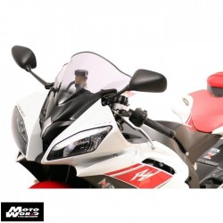 "MRA Racing Windscreen ""R"" YZFR6 08-16 Clear"