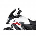 "MRA Touring Windscreen ""T"" CB500X 13 Smoke Grey"