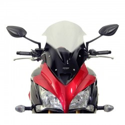 MRA Windscreen RM GSXS1000F Smoke Grey