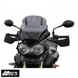 "MRA Vario Windscreen ""VTN"" Tiger 800/XC 2010 Smoke Grey"