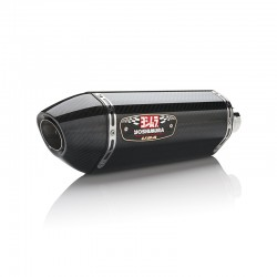 Yoshimura USA 1464120220 R-77 Stainless Slip-On Exhaust for Kawasaki ZX-6R 13