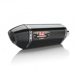 Yoshimura USA 1464202 R-77 Stainless Slip-On Exhaust for Kawasaki ZX-6R 13