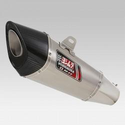 Yoshimura 1A02655E80 EEC Slip-On R11 Single Exhaust ZX-6R 13