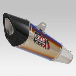 Yoshimura 1A02655E80B EEC Slip-On R11 Single Exhaust ZX-6R 13