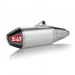 Yoshimura USA 228400D321 RS-4 Full Stainless Aluminium Exhaust System for Honda CRF 250R