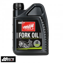 Vrooam AS63804 Motorcycle Fork Oil 10W
