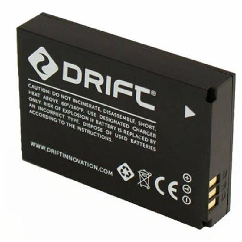 Drift 7201100 HD Ghost Battery