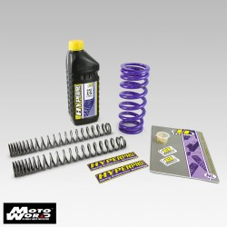 Hyperpro SPKA08 SSP002 Lowering Spring Kit for Kawasaki W 800 Black Twin