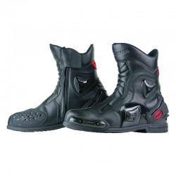 Komine BK-067 Protect Sports Short Riding Boots