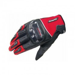 Komine GK-153 Super Fit Carbon Mesh Gloves ATMA