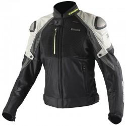 Komine JK-091 Titanium Mesh Jacket 3D