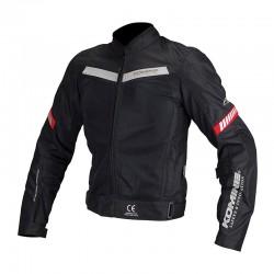 Komine JK-127 Protect Half Mesh Jacket