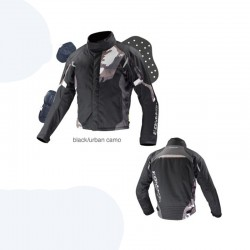 Komine JK-581 Protect Short Winter Jacket Agata