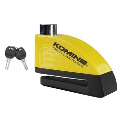 Komine LK-122 Reminder Alarm Disk Lock