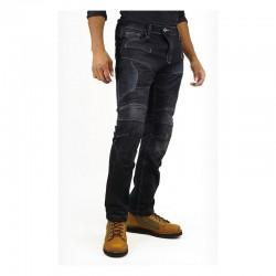 Komine WJ-739S Super Fit Protect Mesh Jeans