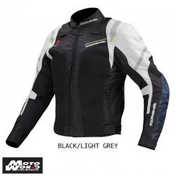 Komine JK 109 Racing Fit Mesh Jacket