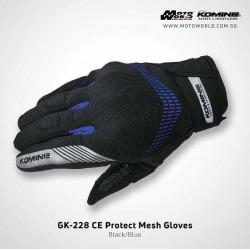 Komine GK-228 GE Protect Mesh Gloves