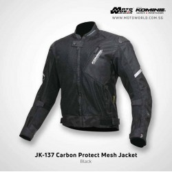 Komine JK137 Carbon Protect Mesh Jacket