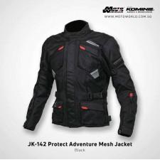Komine JK142 Protect Adventure Mesh Jacket