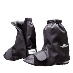Komine RK 034 Neo Short Motorcycle Rain Boots Cover