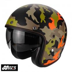 Scorpion Belfast Mission Classic Motorcycle Helmet