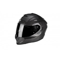 Scorpion Exo 1400 Air Carbon Solid Helmet