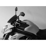 "MRA Touring Windscreen ""T"" ER6N 12 Smoke Grey"