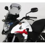 "MRA Vario Touring Windscreen ""VT"" CB500X 13 Smoke Grey"
