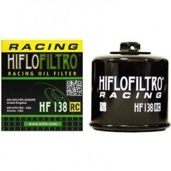 Hiflo Racing Oil Filter HF 138RC for Suzuki Bikes