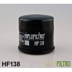 Hiflo Oil Filter HF 138 for Suzuki B