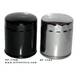 Hiflo Oil Filter HF 170C for Harley Davidson (Chrome)