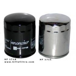 Hiflo Oil Filter HF 171C for Harley Davidson (Chrome)