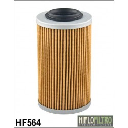 Hiflo Oil Filter HF 564 for Aprilia BIkes