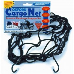 Oxford OF127 Cargo Net Black Colour